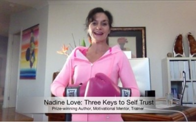 3 Keys To Self Trust so You Can Back Yourself Now!